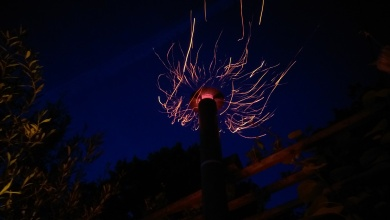 Fire and Sparks